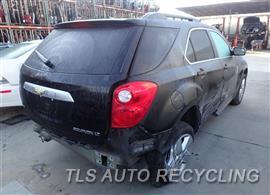 2013 Chevrolet EQUINOX Car for Parts
