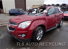 Parting Out Stock# 7520GR 2013 Chevrolet Equinox
