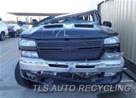 2007 Chevrolet SILV25OLD Parts Stock# 6487GR