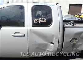 2009 Chevrolet SILVRDO15 Parts Stock# 8502OR