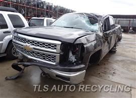 Parting Out Stock# 7047BL 2014 Chevrolet Silvrdo15