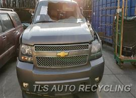 Used Chevrolet TAHOE Parts