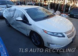 2013 Chevrolet VOLT Car for Parts