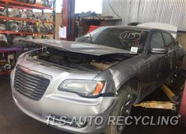 Parting Out Stock# 9371GY 2014 Chrysler 300