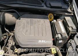 2017 Chrysler CARAVAN Parts Stock# 00265P
