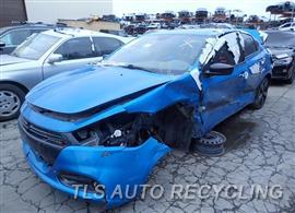 Used Dodge DART Parts