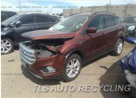 Parting Out Stock# 00357R 2018 Ford Escape