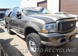 2003 Ford EXCURSION Car for Parts