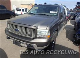 2004 Ford EXCURSION Parts Stock# 8146RD