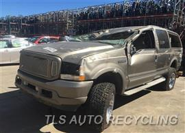 Used Ford EXCURSION Parts