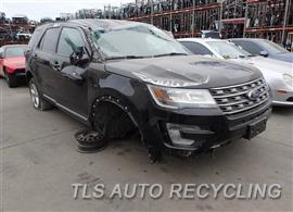 2017 Ford EXPLORER Parts Stock# 7489RD