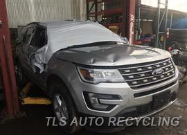 2017 Ford EXPLORER Car for Parts