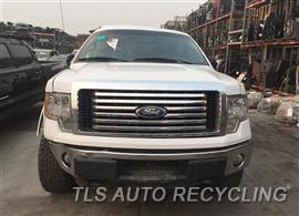 2011 Ford F150 Parts Stock# 8633BL