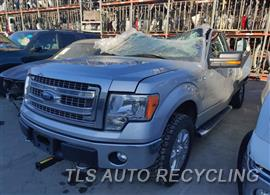 Parting Out Stock# 10148Y 2014 Ford F150