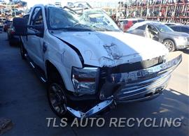 2009 Ford F250SD Car for Parts