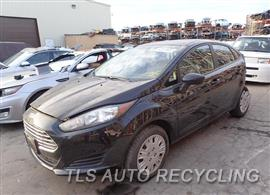 Parting Out Stock# 7560BK 2014 Ford Fiesta