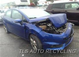Parting Out Stock# 00286P 2015 Ford Fiesta
