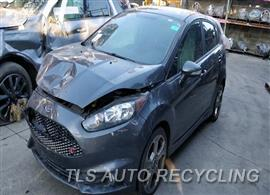 Parting Out Stock# 9789YL 2017 Ford Fiesta