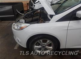 2014 Ford FOCUS Parts Stock# 6484BL