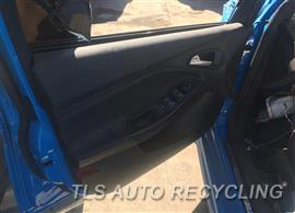 2017 Ford FOCUS RS Parts Stock# 9136BL