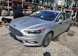 Used Ford FUSION Parts
