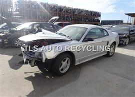 Used Mustang Parts >> Used Oem Ford Mustang Parts Tls Auto Recycling