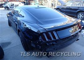 Used Mustang Parts >> Parting Out 2015 Ford Mustang Stock 7065bl Tls Auto Recycling