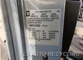 2008 GMC ACADIA Parts Stock# 10866O