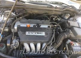 2006 Honda Accord Parts Stock# 9359BK