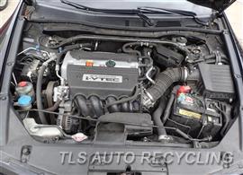 2008 Honda Accord Parts Stock# 7492BR