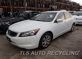 Parting Out Stock# 7554GY 2008 Honda Accord