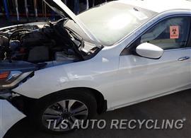 2014 Honda Accord Parts Stock# 8349OR