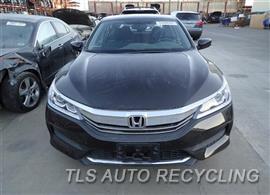 2016 Honda Accord Parts Stock# 7441YL