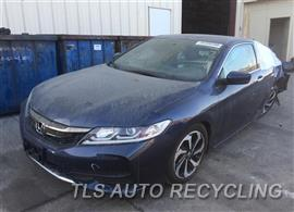2016 Honda Accord Car for Parts