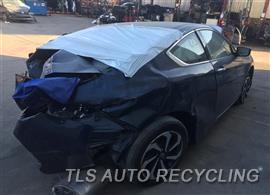 2016 Honda Accord Car for Parts