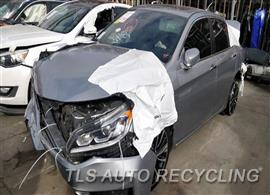 Parting Out Stock# 00014R 2017 Honda Accord