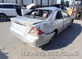 2005 Honda Civic Car for Parts