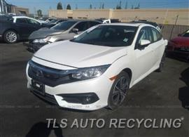 Parting Out Stock# 00280R 2017 Honda Civic