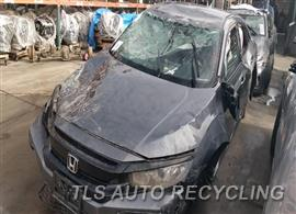 Parting Out Stock# 00025W 2018 Honda Civic