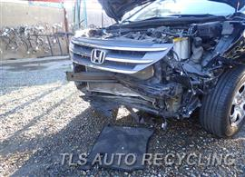 2014 Honda Cr-v Parts Stock# 7009BK
