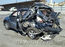 2014 Honda Cr-v Parts Stock# 8525BL