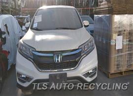 2015 Honda Cr-v Parts Stock# 00431W