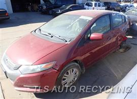Parting Out Stock# 8094GY 2010 Honda Insight