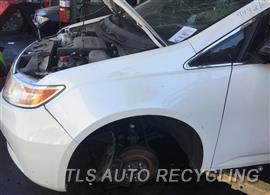 2012 Honda Odyssey Parts Stock# 9442BL