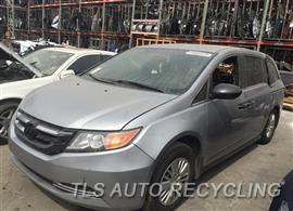 2016 Honda Odyssey Parts Stock# 9493PR