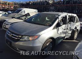 2016 Honda Odyssey Parts Stock# 9681YL