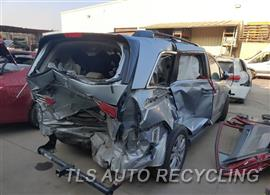 2016 Honda Odyssey Parts Stock# 10654B