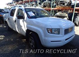 honda_ridgeline_2006_car_for_parts_only_271502_03 2006 honda ridgeline intake manifold 17030 rda a01 used a grade 2006 Honda Ridgeline Power Steering Pump at edmiracle.co