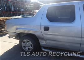 2007 Honda RIDGELINE Parts Stock# 8074RD