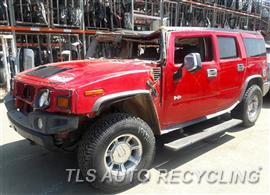 Parting Out Stock# 7367GR 2004 Hummer Hummer H2